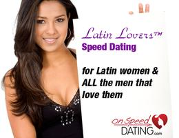 Ladies Speed Dating For ALL Men That Love Single Latin...