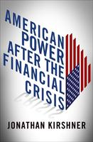 American Power after the Financial Crisis, a Book Talk...