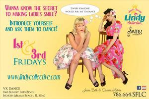SFLC - 1st & 3rd Fridays Swing Sessions