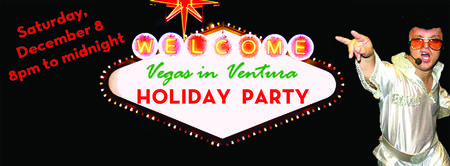 Vegas in Ventura Holiday Party