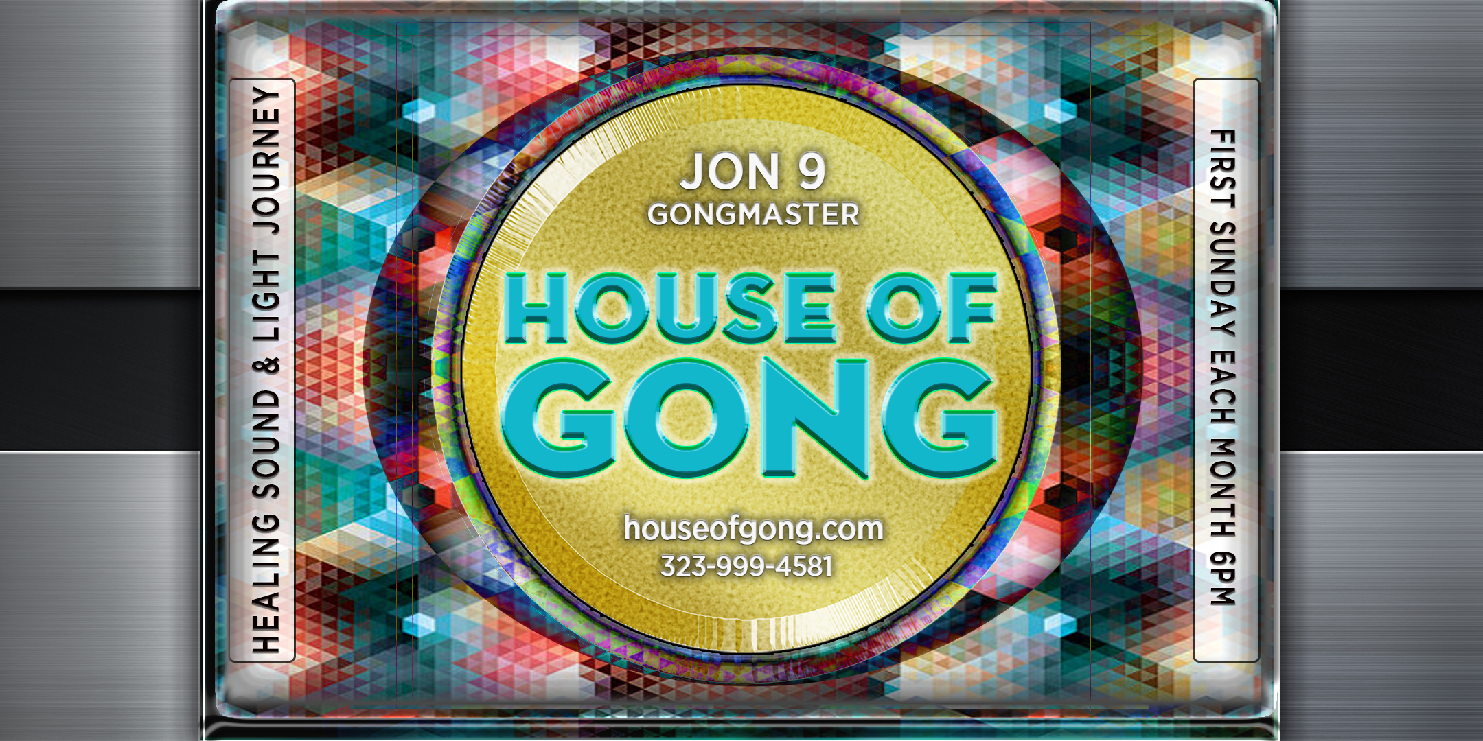 GONG Energy Portal - Opening 1st Sunday monthly