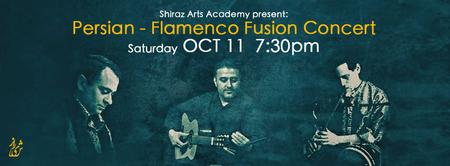 Persian - Flamenco Fusion Concert