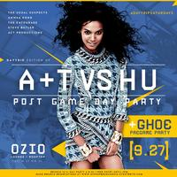 [9.27] A&T vs HU Post Game DAY PARTY at Ozio