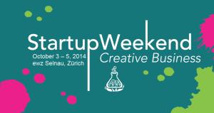 Zurich Startup Weekend Creative Business