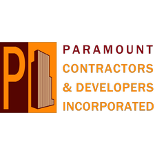 Paramount Contractors & Developers, Inc. logo