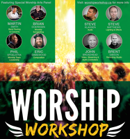 Worship Workshop hosted by Martin Smith & Brian...