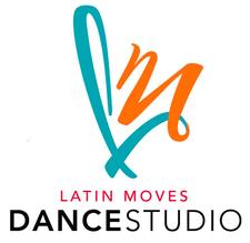 Latin Moves Dance Studio logo
