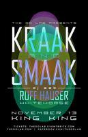 The Do LaB presents Kraak & Smaak, Ruff Hauser &...