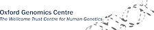 Oxford Genomics Centre, Wellcome Trust Centre for Human Genetics, University of Oxford logo