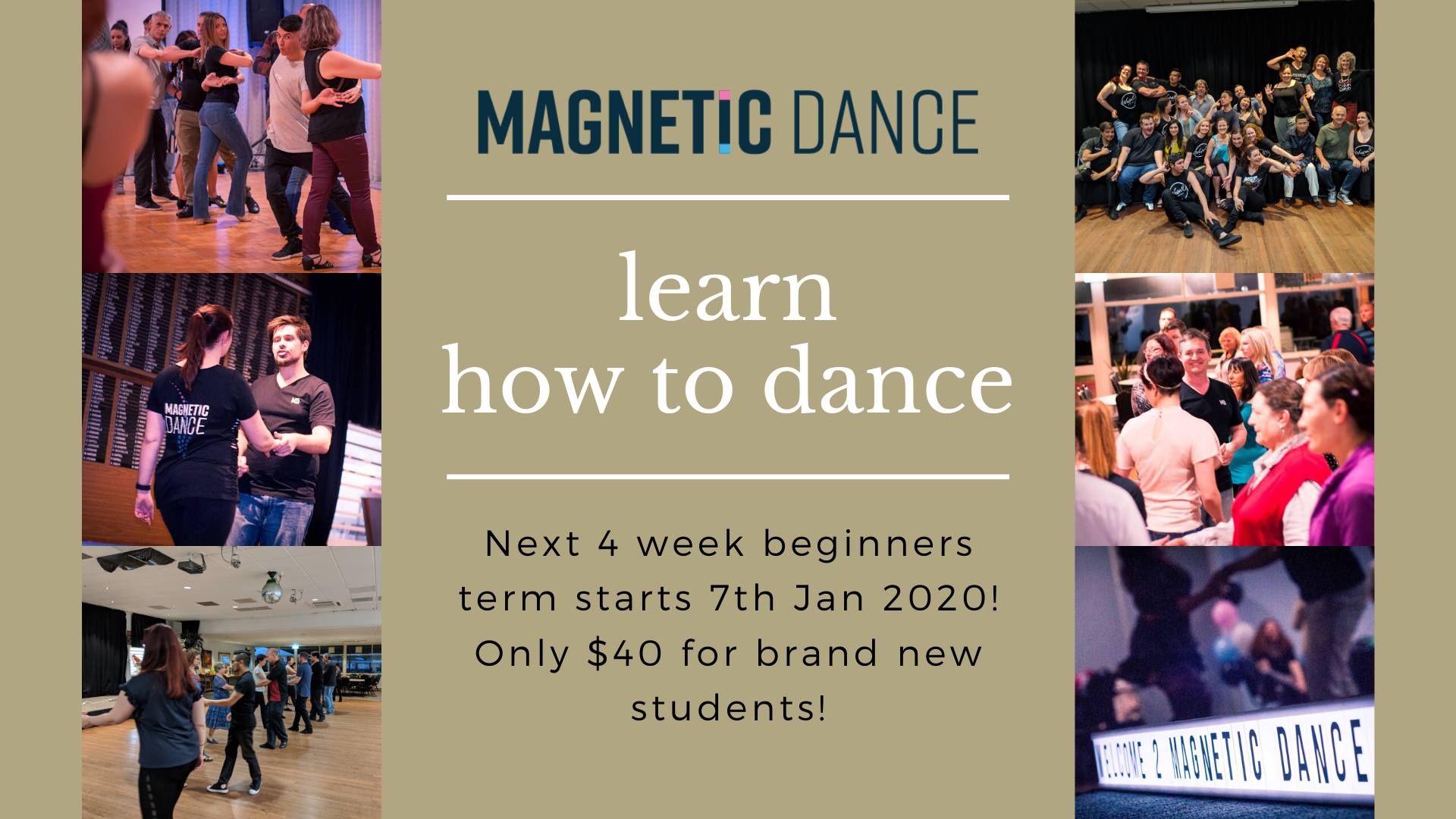 Learn West Coast Swing - 4 Week Beginner Term!