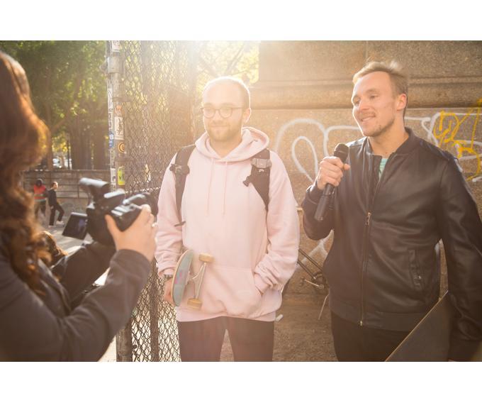 Exploring sound with Sennheiser (Edinburgh)