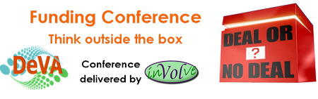 Deal or No Deal Funding Conference for Voluntary Sector