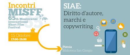 SIAE - Diritto d'autore, marchi e copywriting