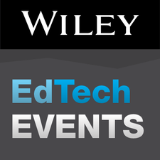 Wiley EdTech Events logo