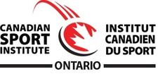 Canadian Sport Institute Ontario logo