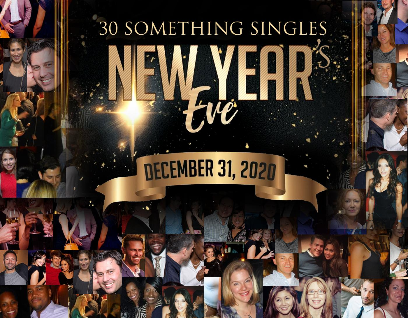 30 Somethings Singles New Year's Eve Party