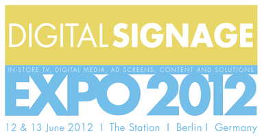 DIGITAL SIGNAGE EXPO 2012