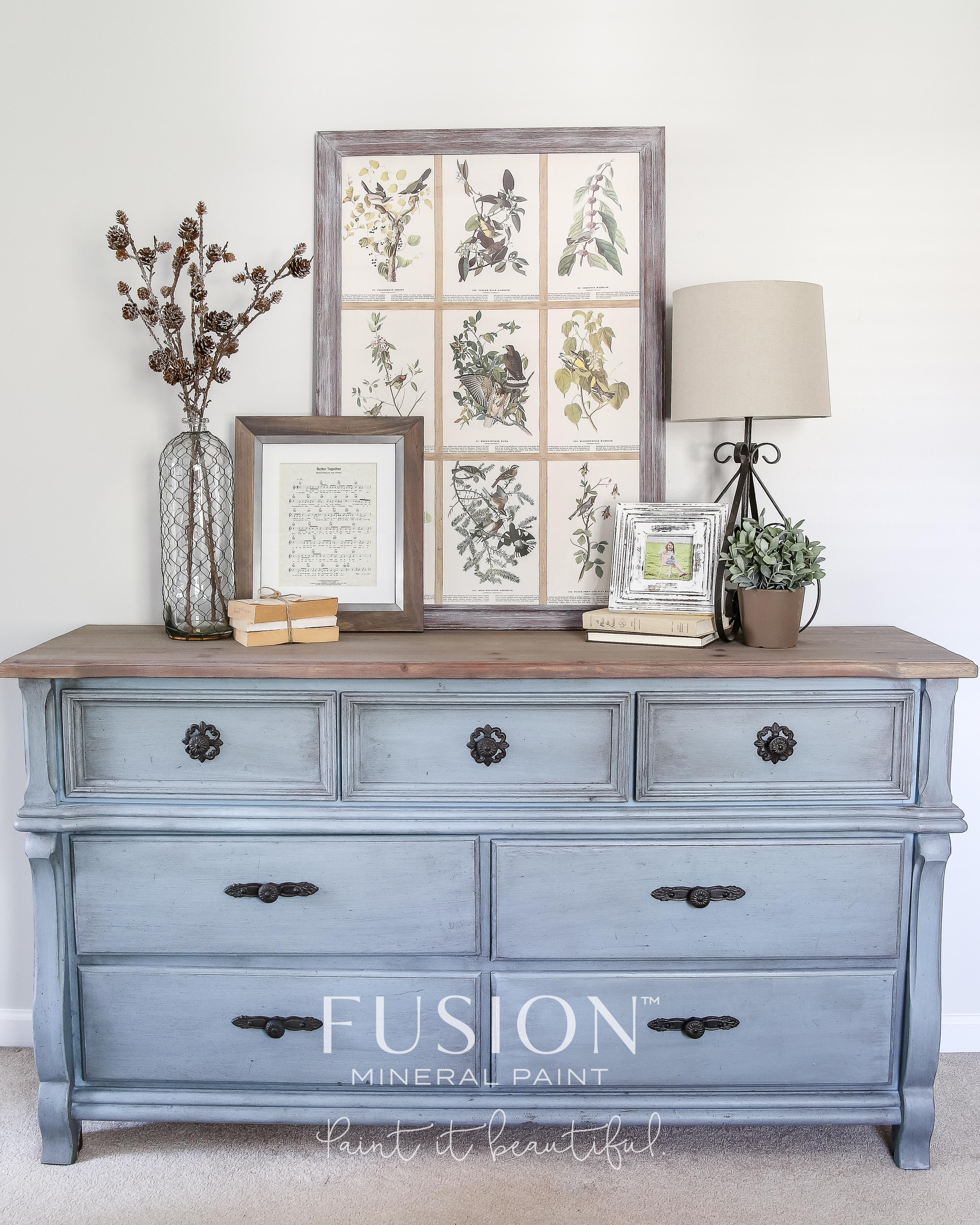 Furniture Painting 101