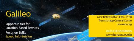Galileo opportunities for Location-Based Services