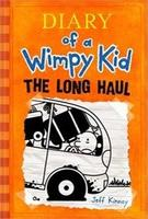 """Jeff Kinney author of """"Diary of a Wimpy Kid The Long..."""