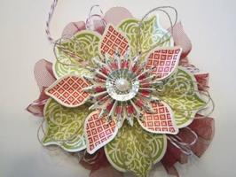 Ornament Class- Friday December 14th.