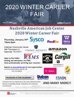 Nashville Fair 2020.Nashville Job Fair Tickets Thu Jan 30 2020 At 10 00 Am