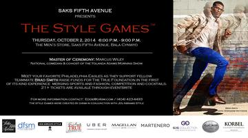 The Style Games at Saks Fifth Avenue with Philadelphia ...