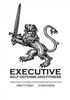 Executive Self-defense and Fitness, LLC. logo