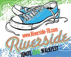 Riverside IGNITE 2015 WalkFEST