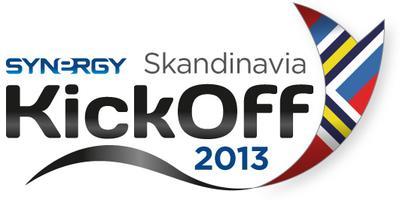 Synergy WorldWide Skandanavian Kick Off 2013