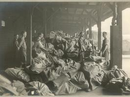 The Role of the Post Office in the First World War