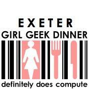 Exeter Girl Geek Dinners - Ada Lovelace Day 2014
