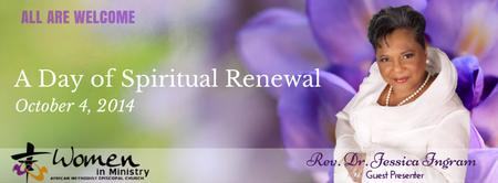 A Day of Spiritual Renewal