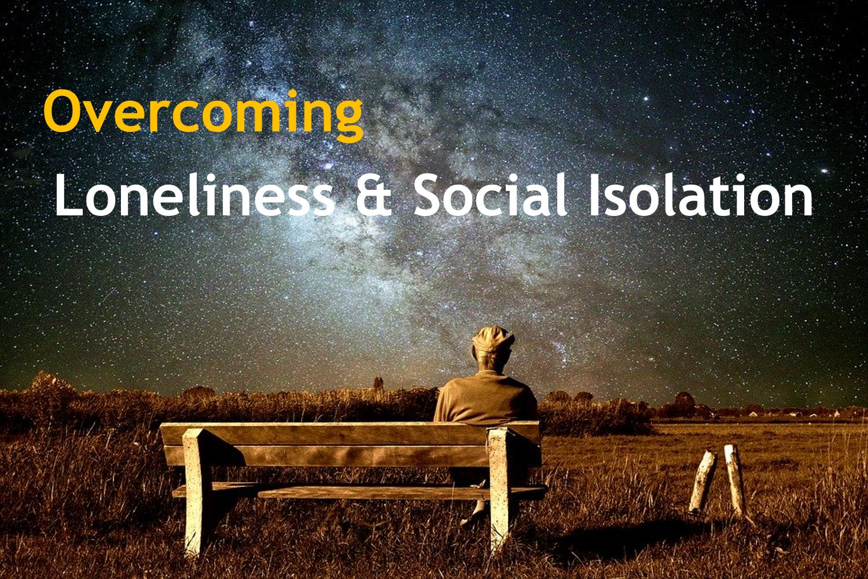 Overcoming Loneliness & Social Isolation Workshop (Ottawa)