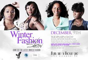 Winter Fashion Show