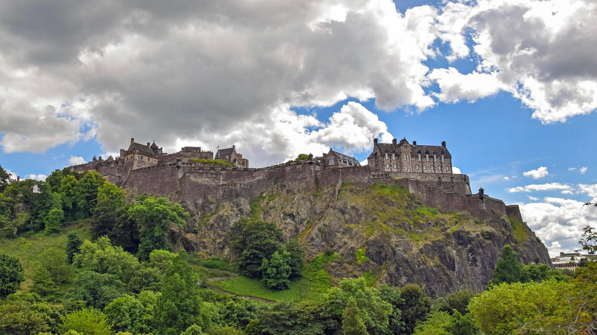 Tour del Castillo de Edimburgo