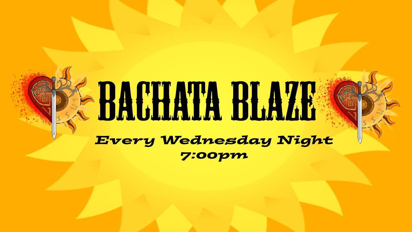 Bachata Blaze Wednesday