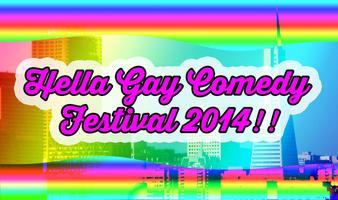 Hella Gay Comedy Festival Pass