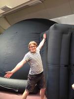 Grand Opening of the New 6m Astrodome Planetarium