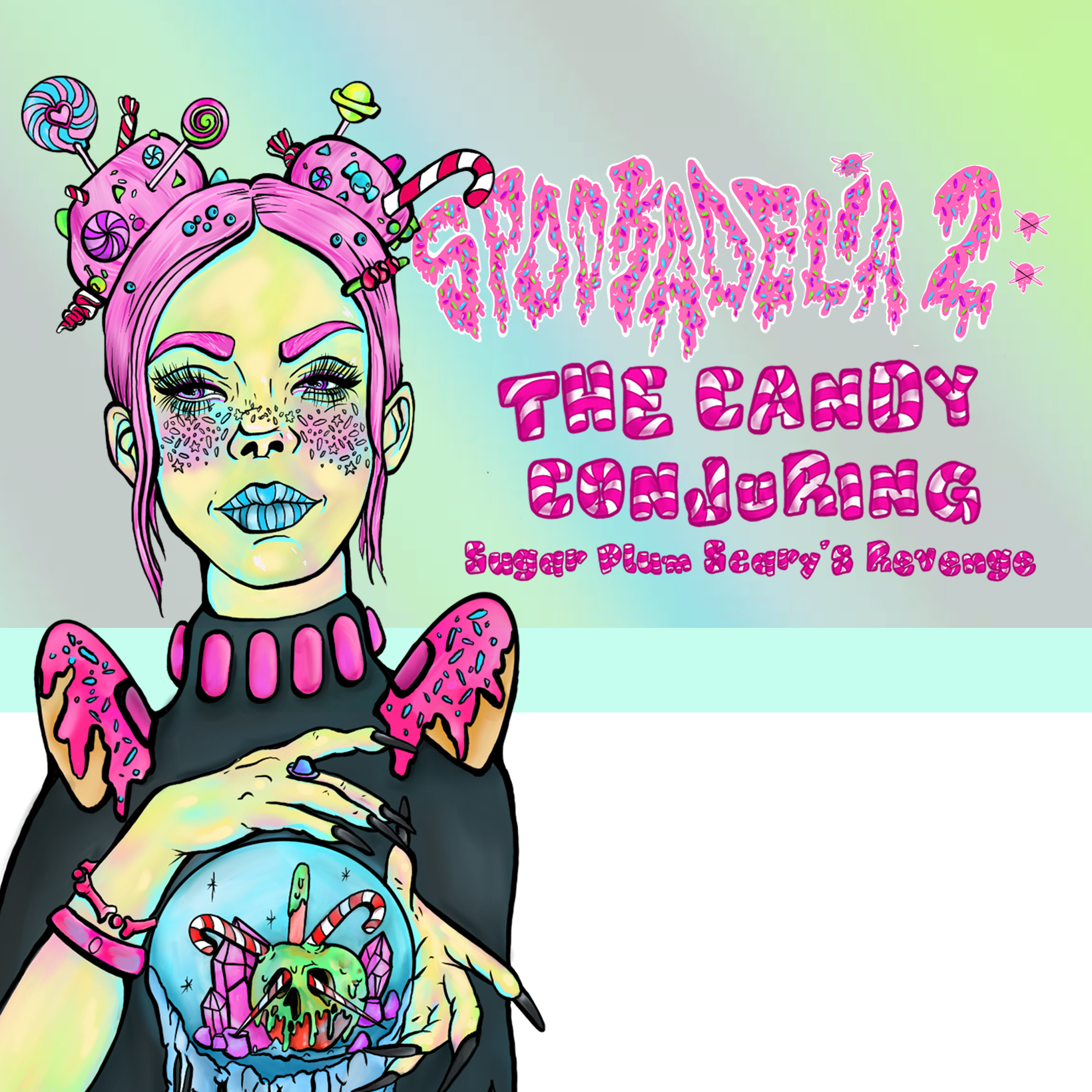 Spookadelia 2: The Candy Conjuring | A Sweet Immersive (Tuesday Tickets)