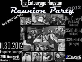 Entourage Houston