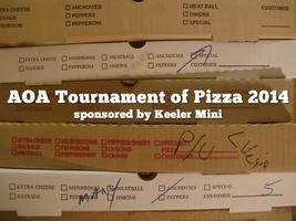 The 2014 Tournament of Pizza Final