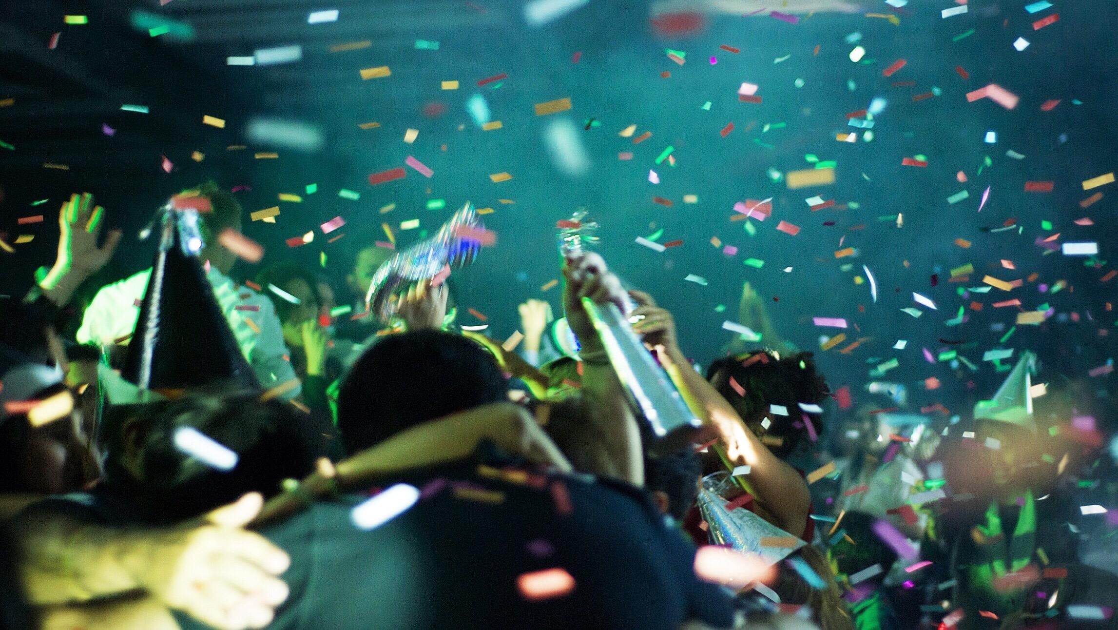 New Year's Eve at the Reveler