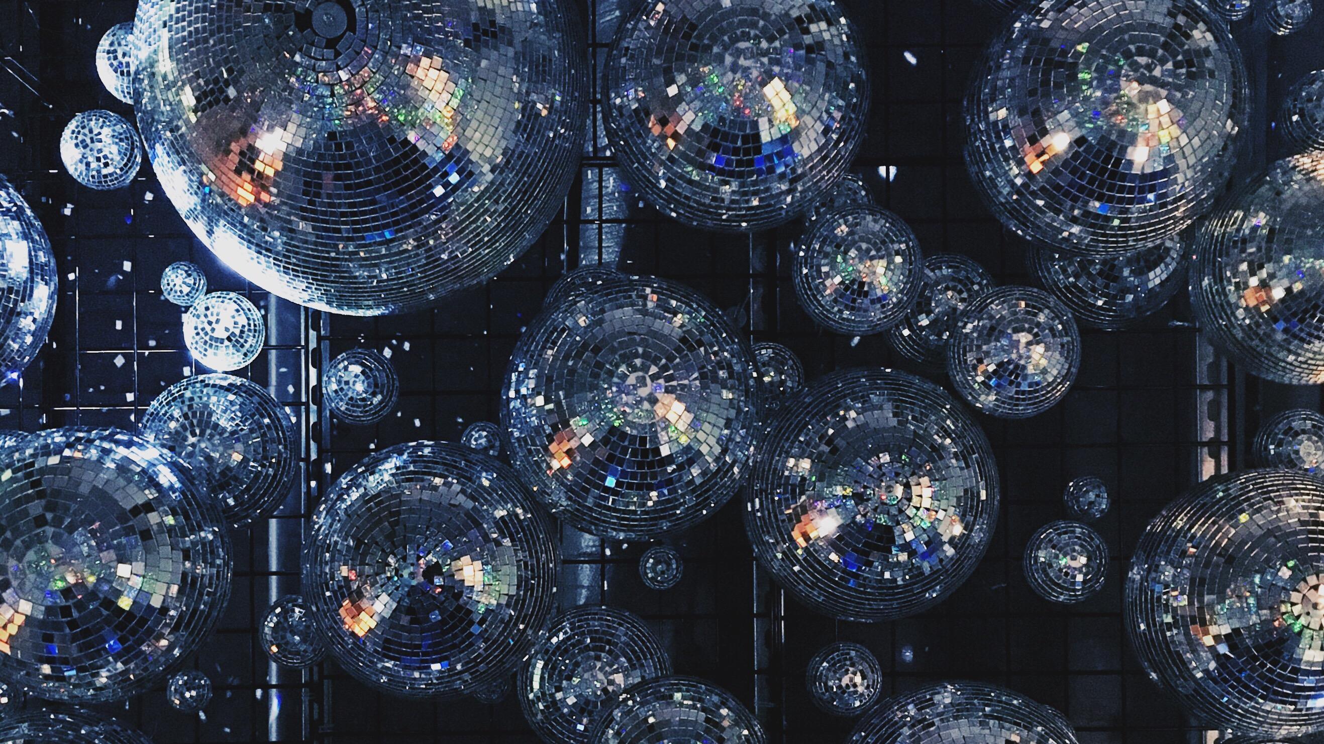 New Year's Eve Bond Ball