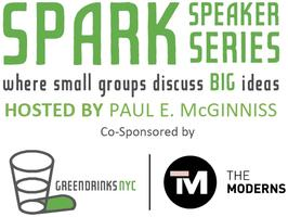 SPARK SPEAKER SERIES October 28th with Jodi Smits...