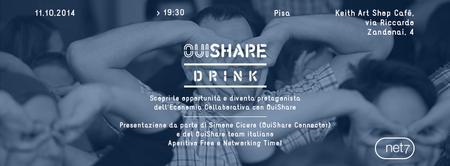 OuiShare Drink #1 Pisa