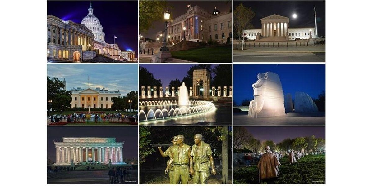 See DC Night Tour (05-24-2020 starts at 7:00 PM)