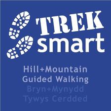 TREKsmart - Hill & Mountain Guided Walking logo