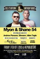 Myon & Shane 54 @ Republic Live [02.01]