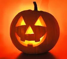 Soirée d'Halloween au terrain de jeu intérieur Amazing...